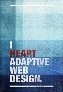 Адаптивный дизайн и адаптивная верстка