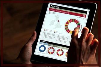 Интерактивная инфографика